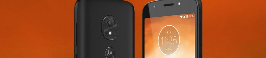 Motorola Moto E5 Play Cases