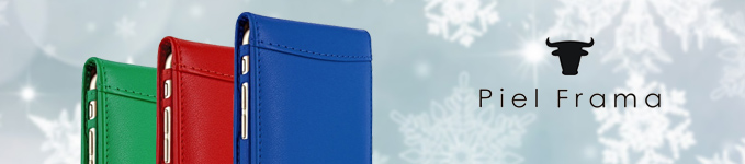 Piel Frama Cases - Gift Guide 2015