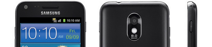 Samsung Epic 4G Touch Cases