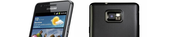 Samsung Galaxy S II (Global & AT&T) Cases