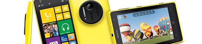 Nokia Lumia 1020 Cases