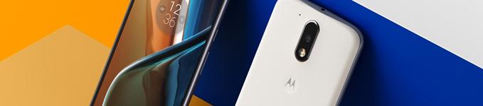 Motorola Moto G4 Cases