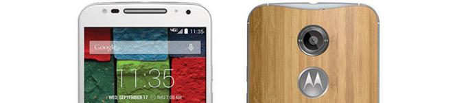 Motorola Moto X (2nd Gen) Cases