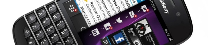BlackBerry Q10 Cases