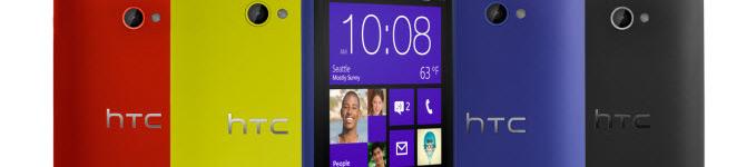 HTC Windows Phone 8X Cases
