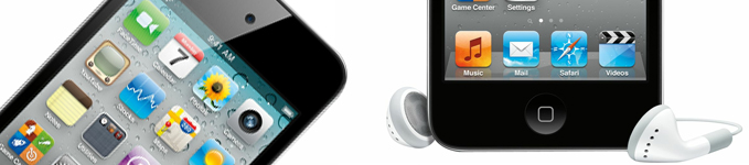 Apple iPod Touch 4th Gen. Cases
