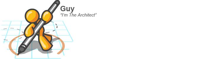 Guy - I'm The Architect